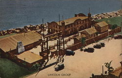 Lincoln Group Postcard