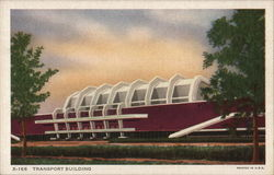 Transport Building - Chicago World's Fair