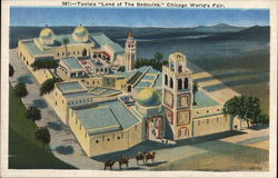 "Tunisia ""Land of the Bedouins"" Postcard"