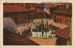 Fort Dearborn -The Parade Ground