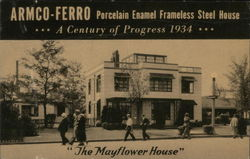 """The Mayflower House"" - A Century of Progress 1934"