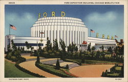 Ford Exposition Building