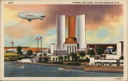 FEDERAL BUILDING, CHICAGO WORLD'S FAIR