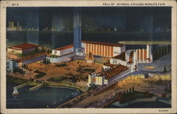 Hall of Science - Chicago World's Fair