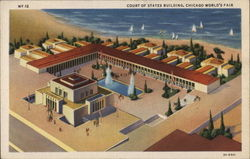 Court of States Building - Chicago World's Fair