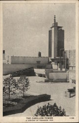The Carillon Tower A Century of Progress 1933