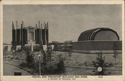 Travel and Transport Building and Dome