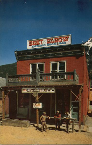 Bent Elbow Dining Room & Bar Silverton Colorado