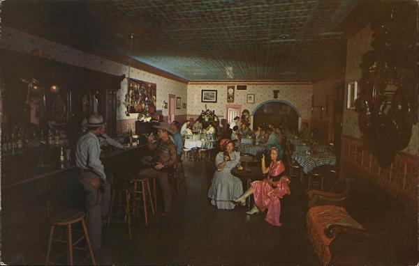 Interior of Bent Elbow, Blair Street Silverton Colorado