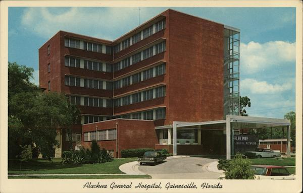 Alachua General Hospital Gainesville Florida