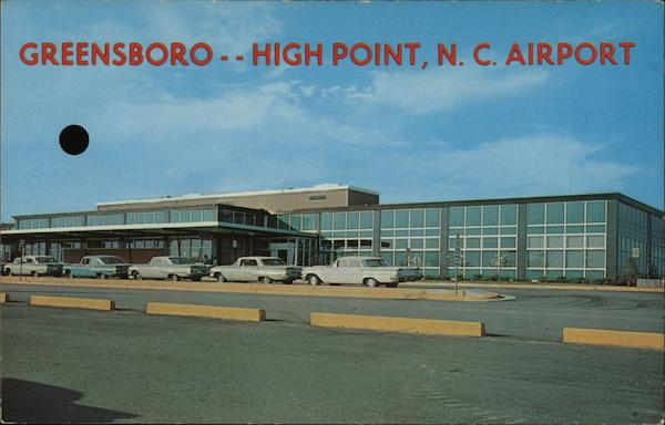 Greensboro---Highpoint, N.C. Airport North Carolina