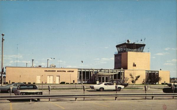 Kalamazoo Municipal Airport Michigan Airports