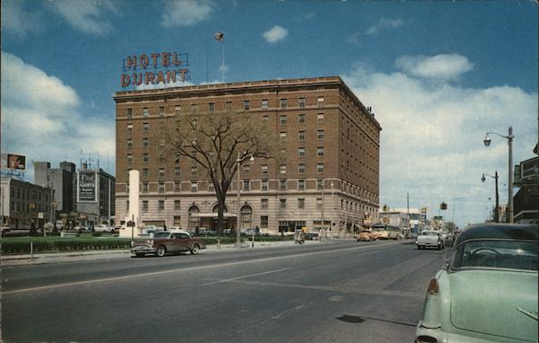 Hotel Durant Flint Michigan