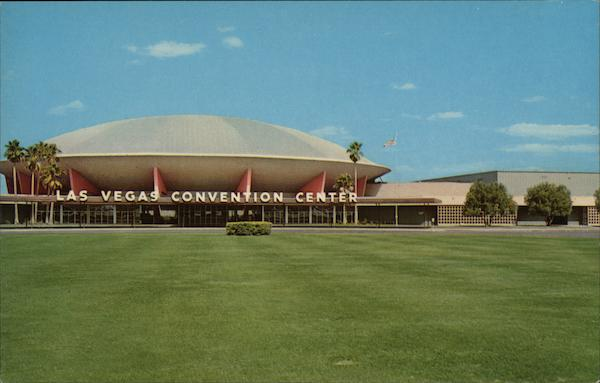Las Vegas Convention Center Nevada