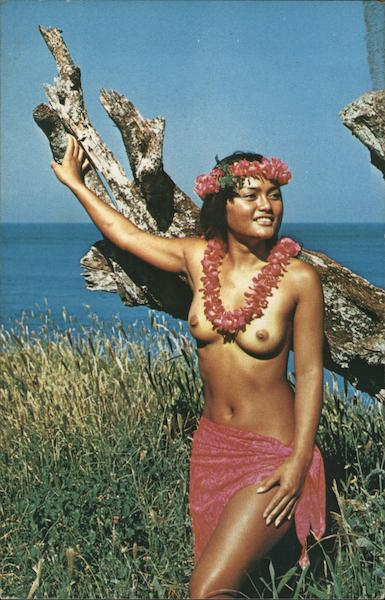 Maile - Polynesian Beauty Risque & Nude