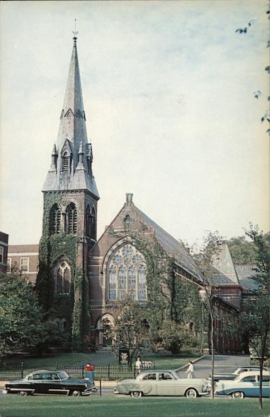 The First Church in Waterbury Congregational Connecticut