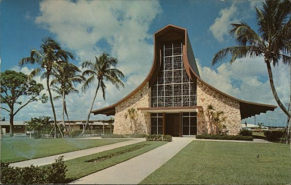 Congregational Church of Christ, Church of the Palms Delray Beach Florida