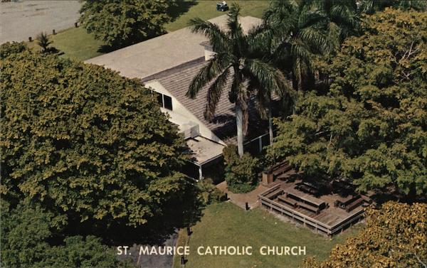 St. Maurice Catholic Church Fort Lauderdale Florida