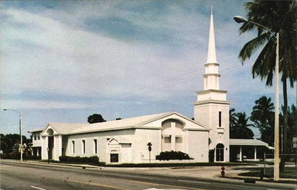 St. Andrew's United Methodist Church Fort Lauderdale Florida