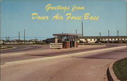 Greetings from Dover Air Force Base