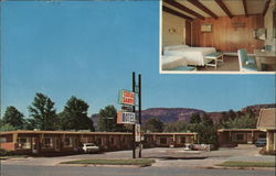 Coral Sands Motel Postcard