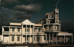 The Nimitz Steamboat Hotel Postcard