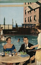 Sit Up Where the Fun Begins at the Wonderful Davenport Western Hotel's Aqua Terrace