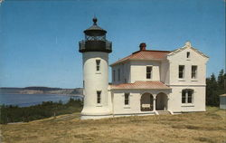 Old Lighthouse, Fort Casey Historical State Park