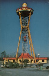 Sombrero Observation Tower, pedro's South of the Border