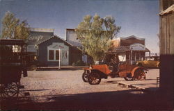 Ancient Automobiles - Last Frontier Village