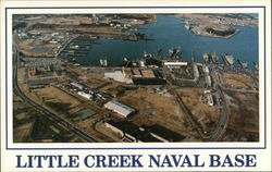 Little Creek Naval Amphibious Base