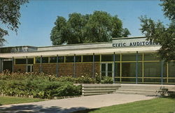 Civic Auditorium and City Hall