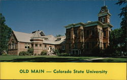 Old Main Building, Colorado State University