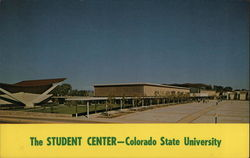The Student Center-Colorado State University