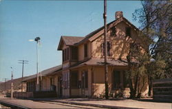Southern Pacific Railroad Station