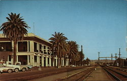 Needles Railroad Depot