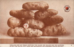 Northern Pacific - Great Big Baked Potato