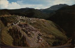Mining Town in the Rockies