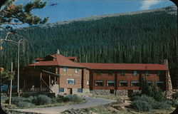 Echo Lake Lodge on Mt. Evans
