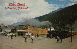 Blair Street Postcard