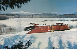 Conway Scenic Railroad's Diesel Locomotive No.15