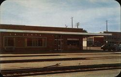Santa Fe Railroad Station