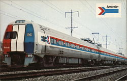 Metroliner - One of the World's Fastest Self-Propelled Trains