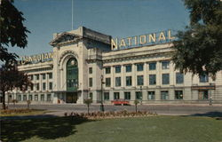 Canadian National Station, Vancouver