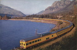 "The ""City of Portland"" Domeliner, Union Pacific Railroad"