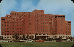 Veterans Administration Hospital, Completed in 1951
