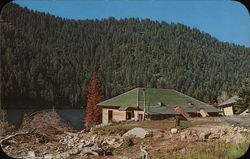 Earthquake Damage at Hebgen Lake