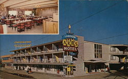 "Nick Pandelis' Lake View Arms Motor Hotel ""Where The Stars Stay"""