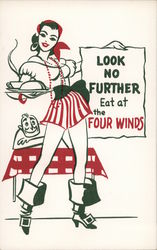 Look No Further - Eat at the Four Winds Restaurants