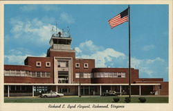 Richard E. Byrd Airport